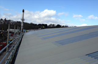 Industrial Roofers Newport Roofing Services Cardiff